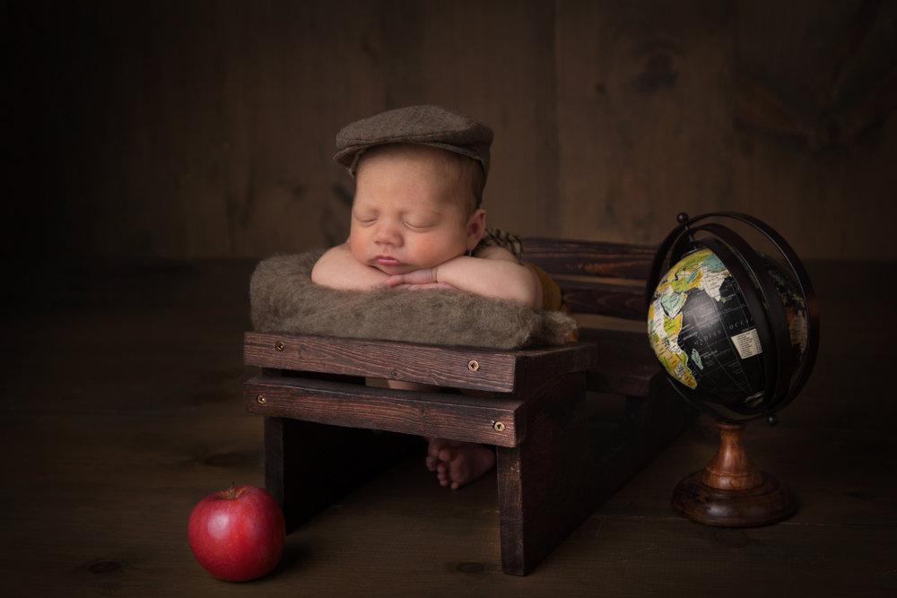 Sudbury-Ontario-Newborn- Baby- Photographer