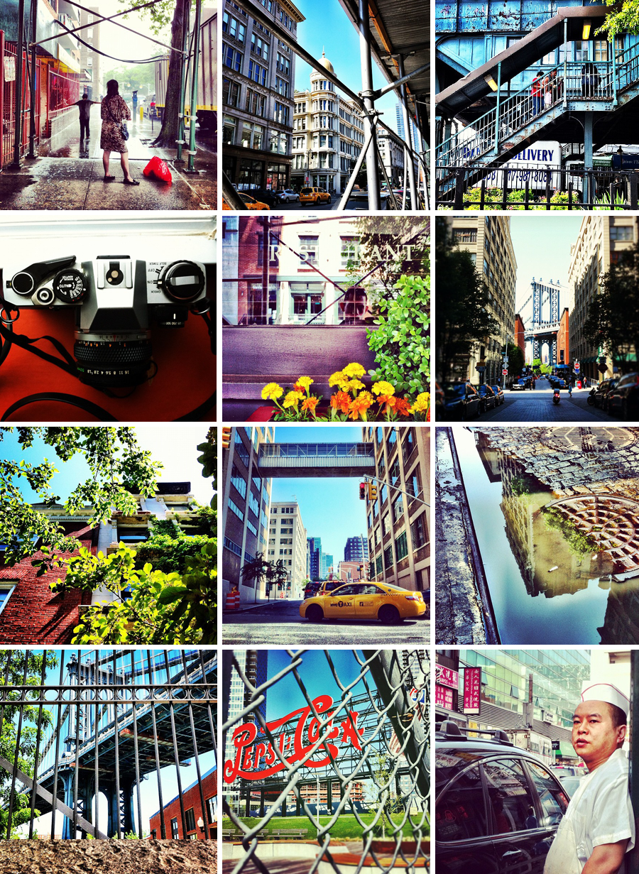 Instagram Favorites for May 2012
