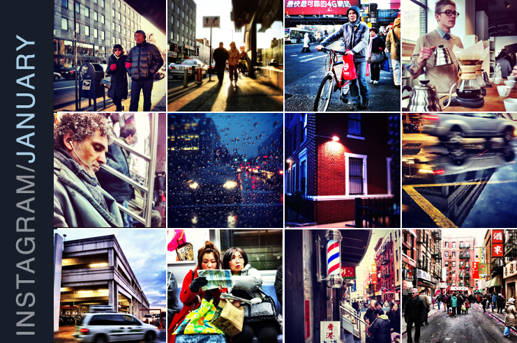 Instagram favorites for January 2012