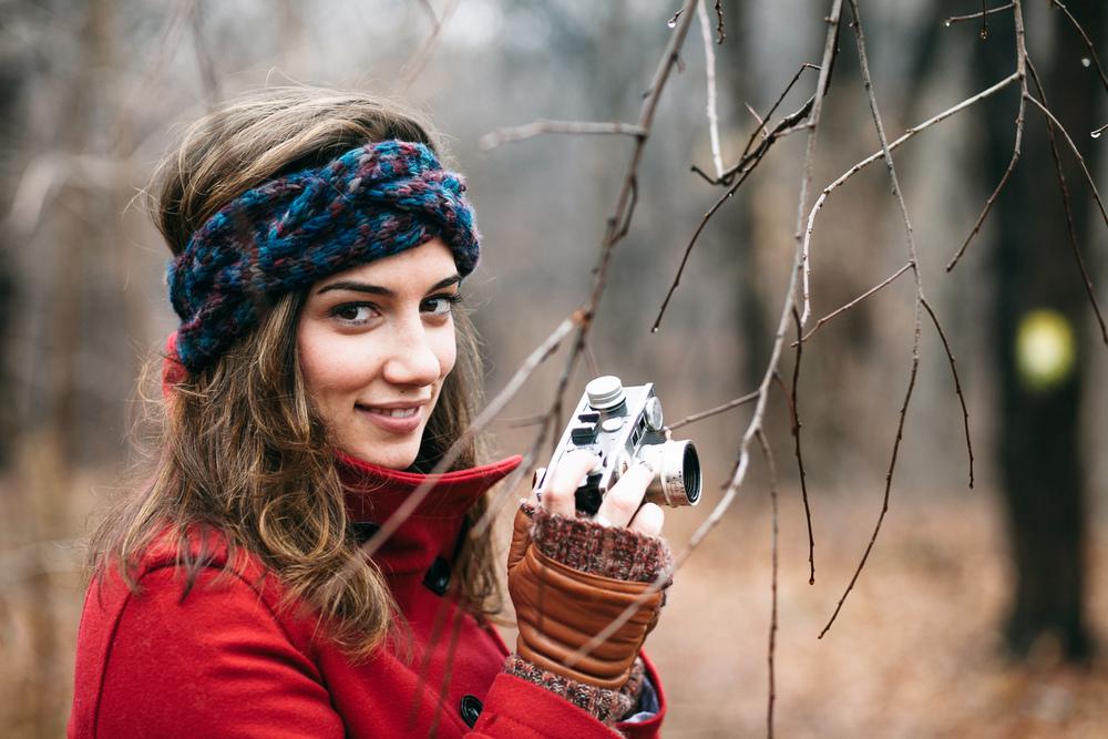 Portrait of Erin Gazzo