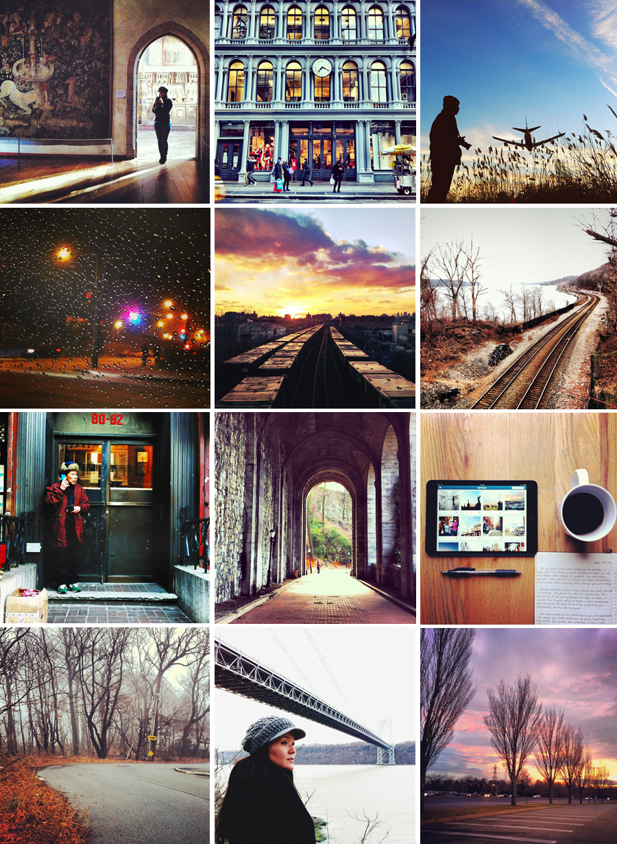 Instagram favorites for January 2013