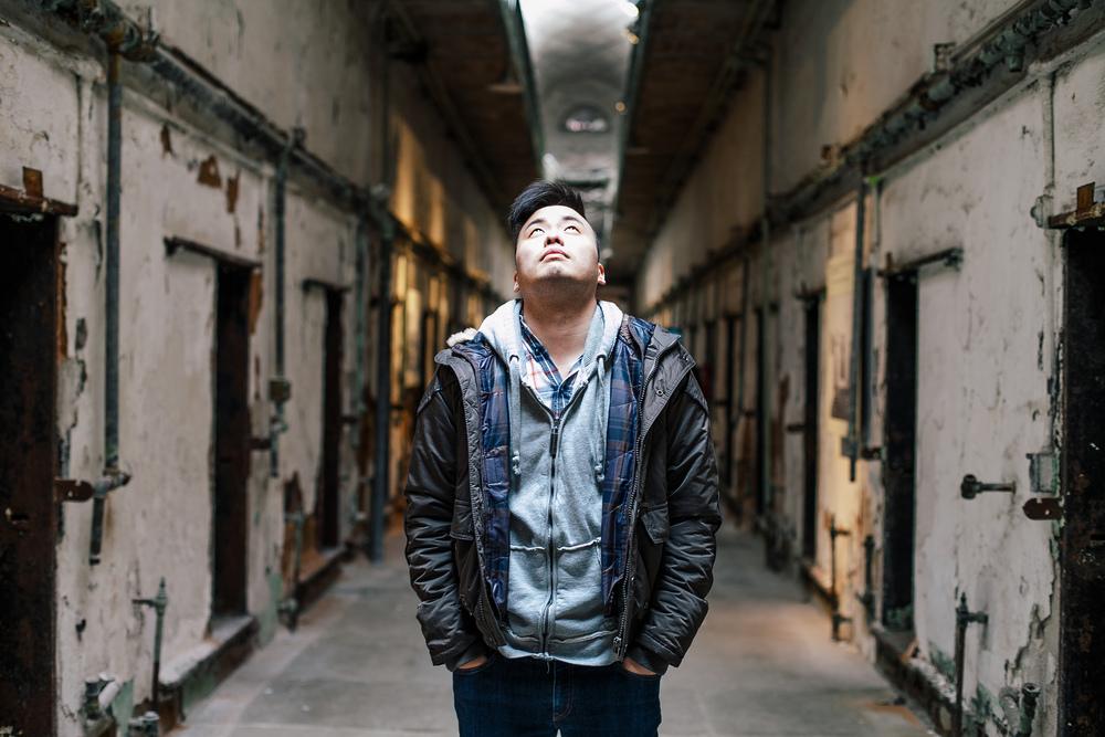 Inside Eastern State Penitentiary