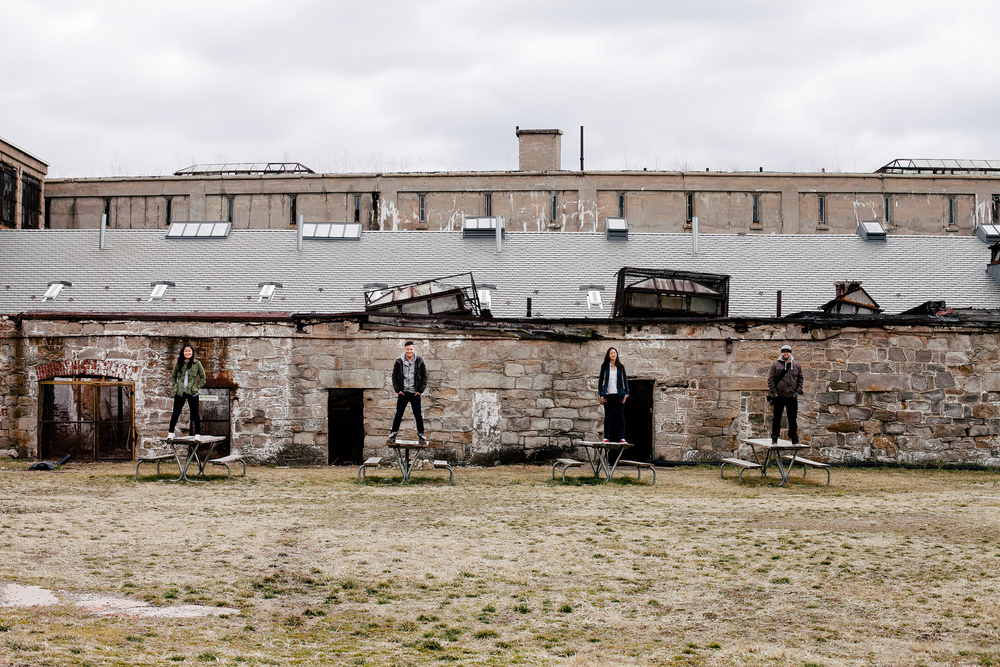 Exploring Eastern State Penitentiary