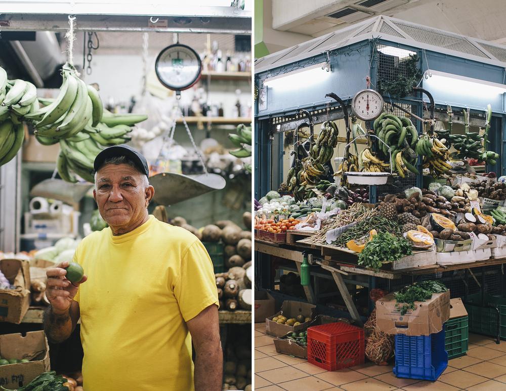 Portrait of Guillermo atPlaza del Mercado de Rio Piedras