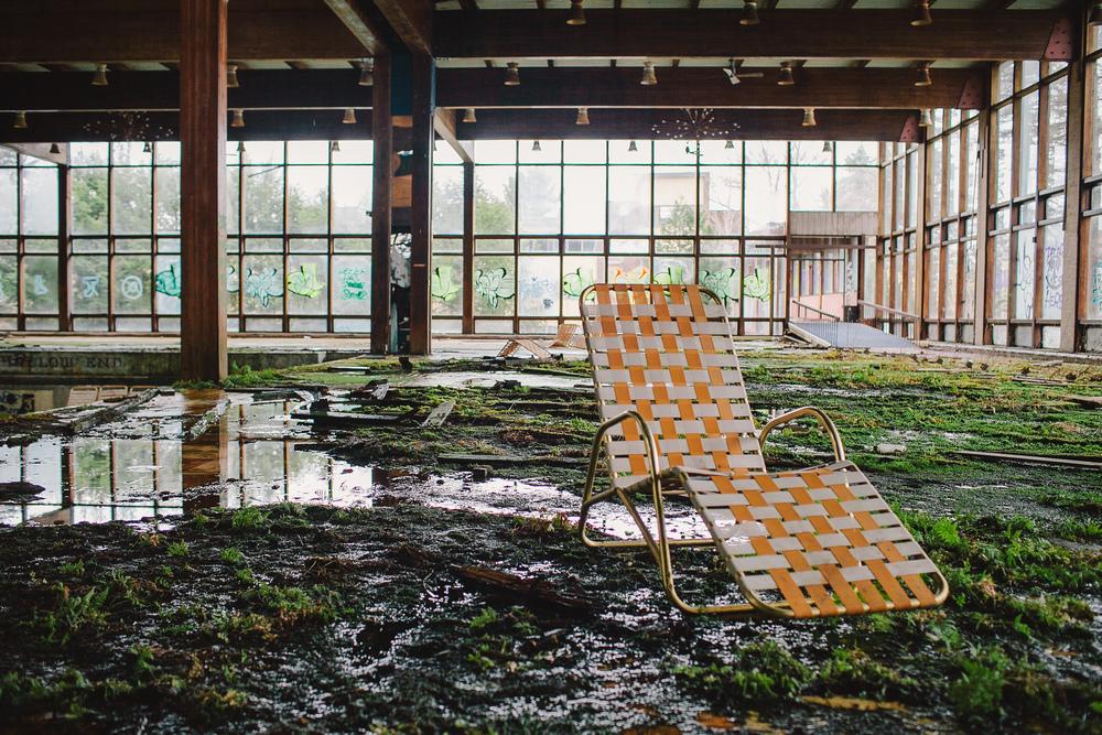 Abandoned Luxury Resort