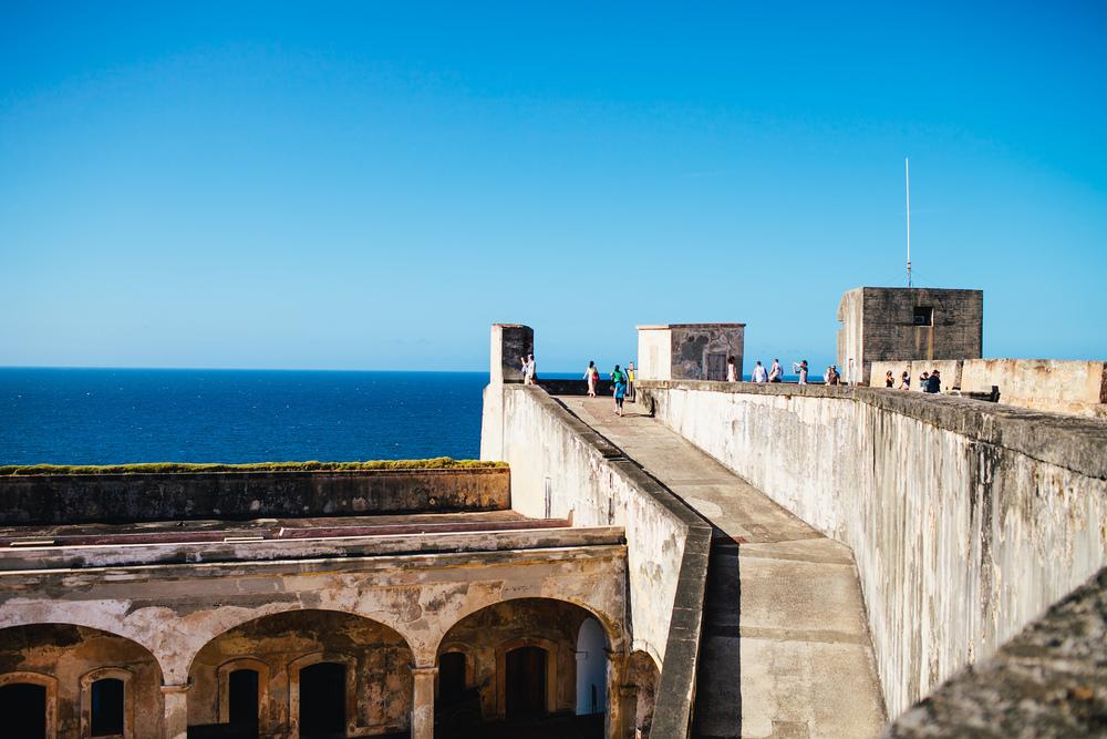Fort San Cristobal, Puerto Rico
