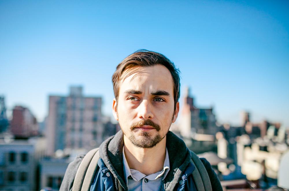 Gabriel Flores, Chinatown, New York