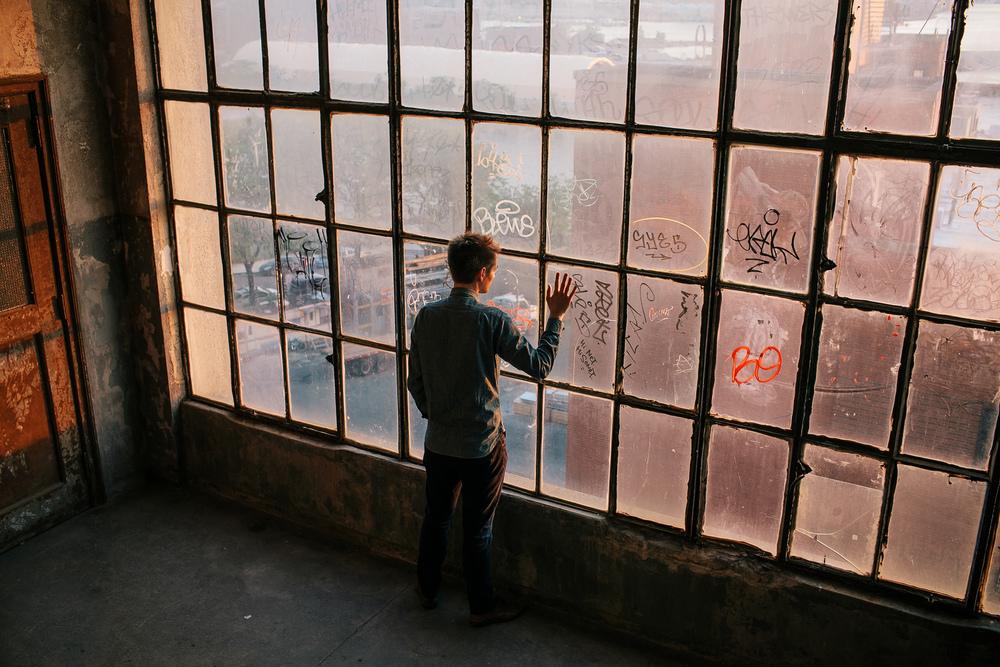 Stefan Karlström, Williamsburg, Brooklyn