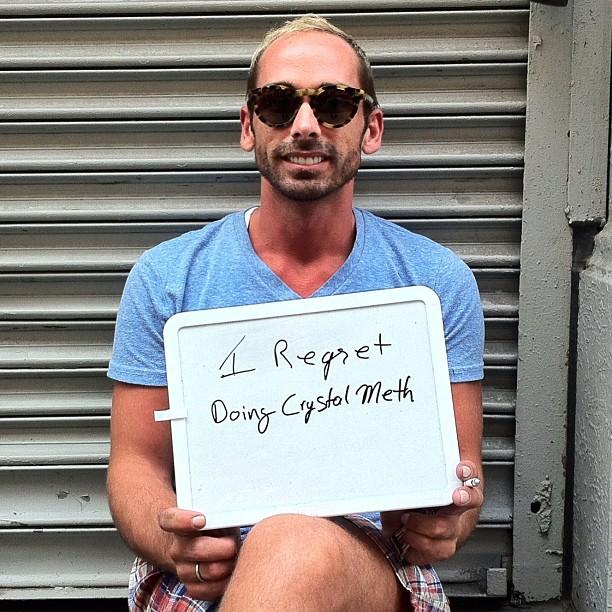 Street Regret Series by Jorge Quinteros