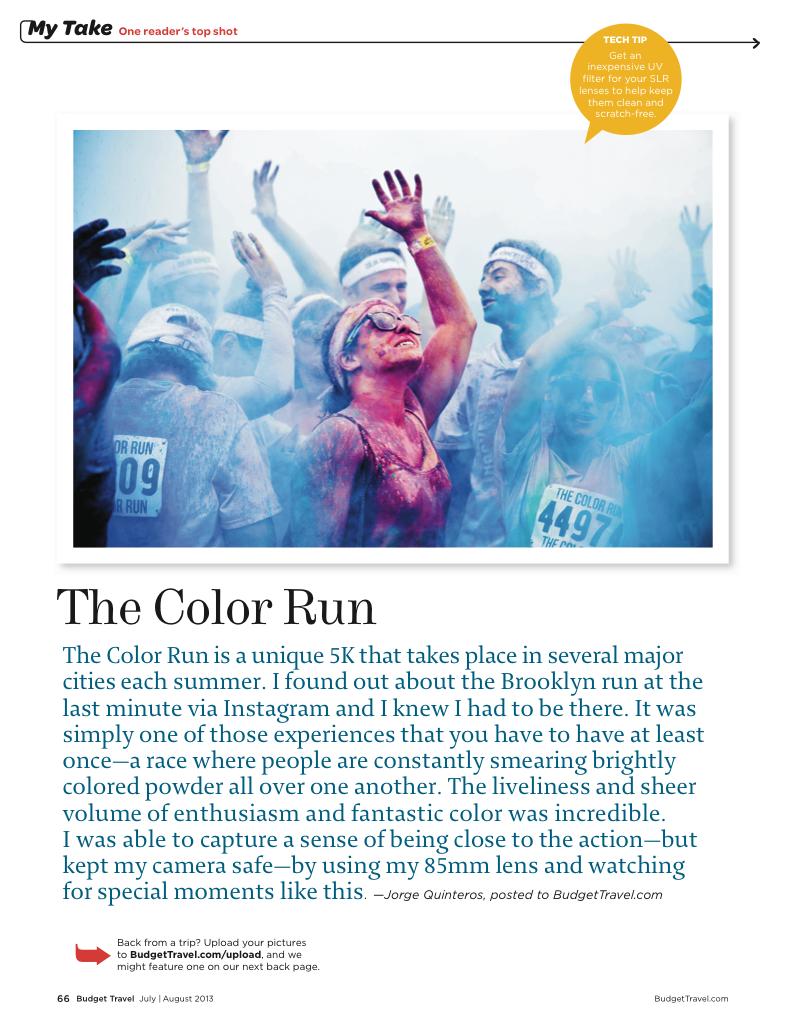 Published on Budget Travel Magazine