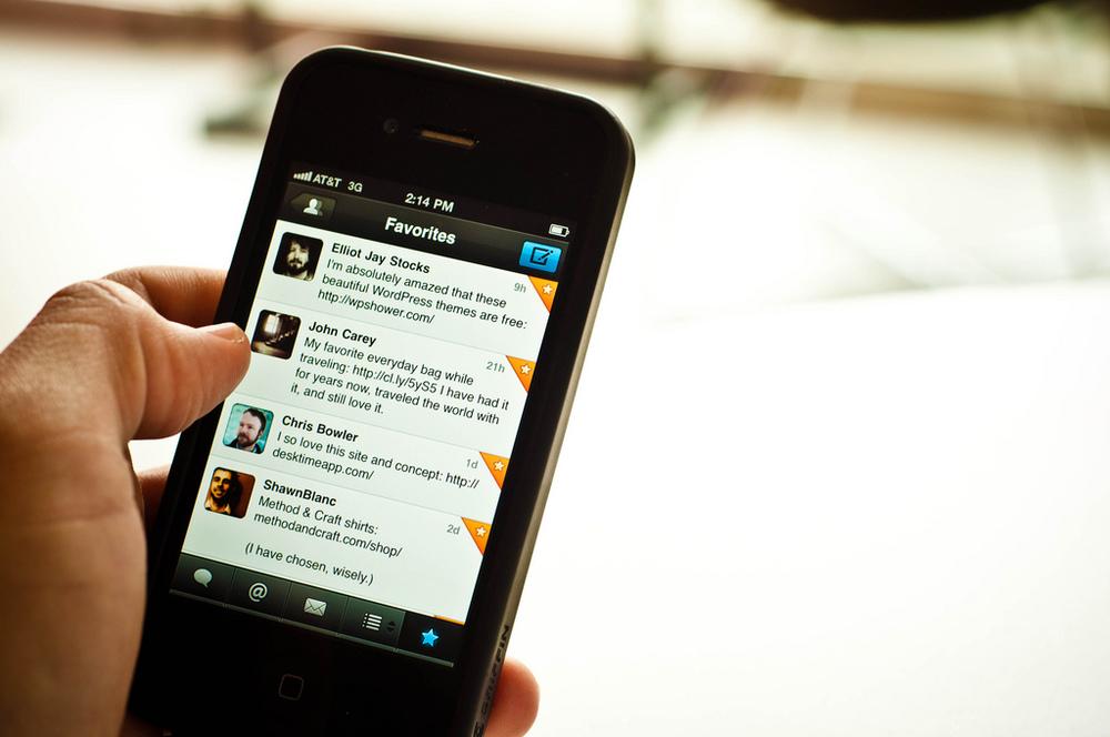 Tweetbot Launch