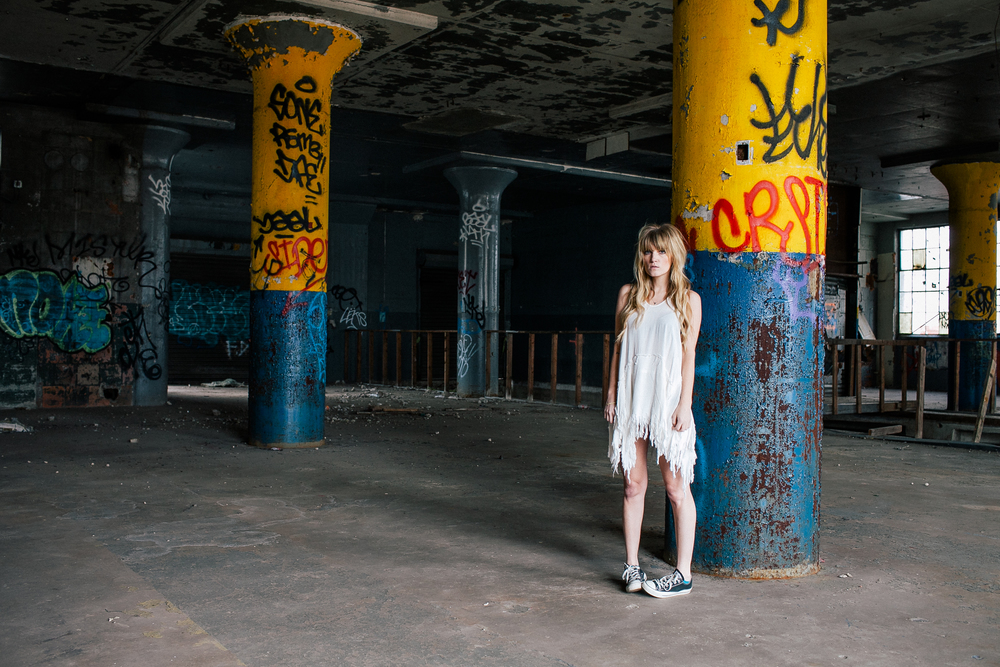 Urbex with Alissa Laderer