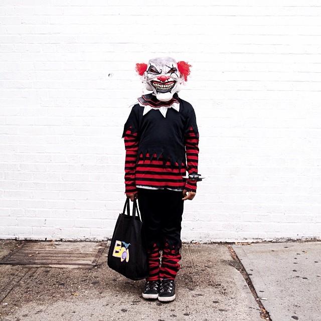 Halloween Street Portraits