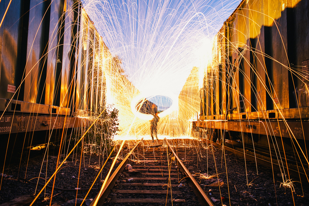 Steel Wool Experiments