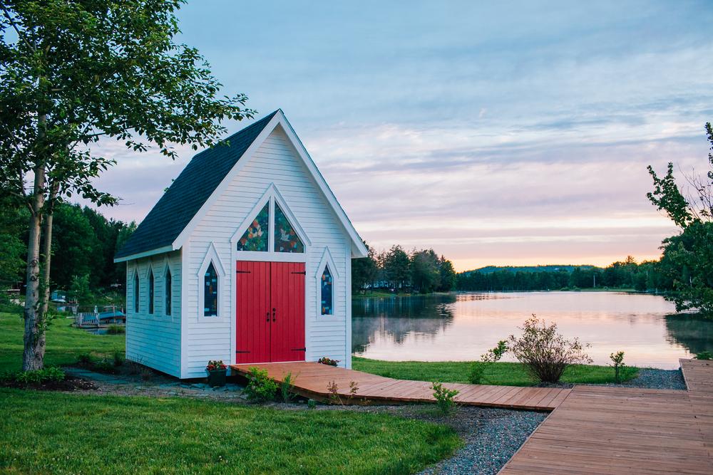 Camp Cradle Lake, PA