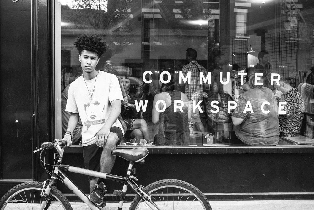 Levi's Commuter Workspace