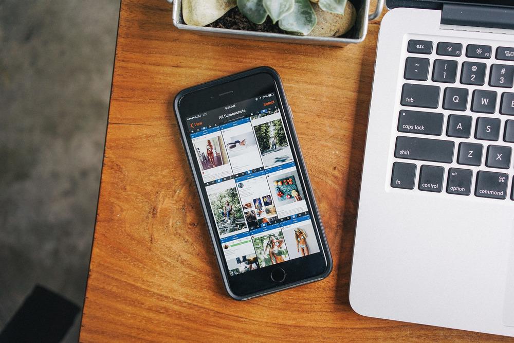 Screenshot Journal for iOS