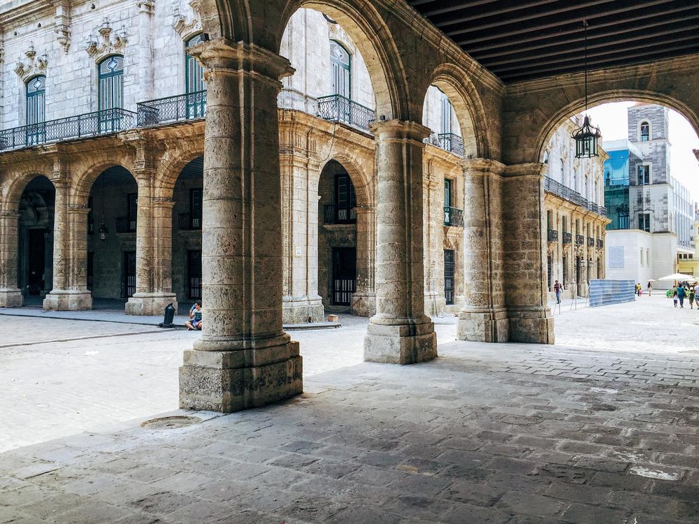 Near Plaza de Armas