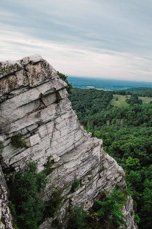 Trekking Bonticou Crag