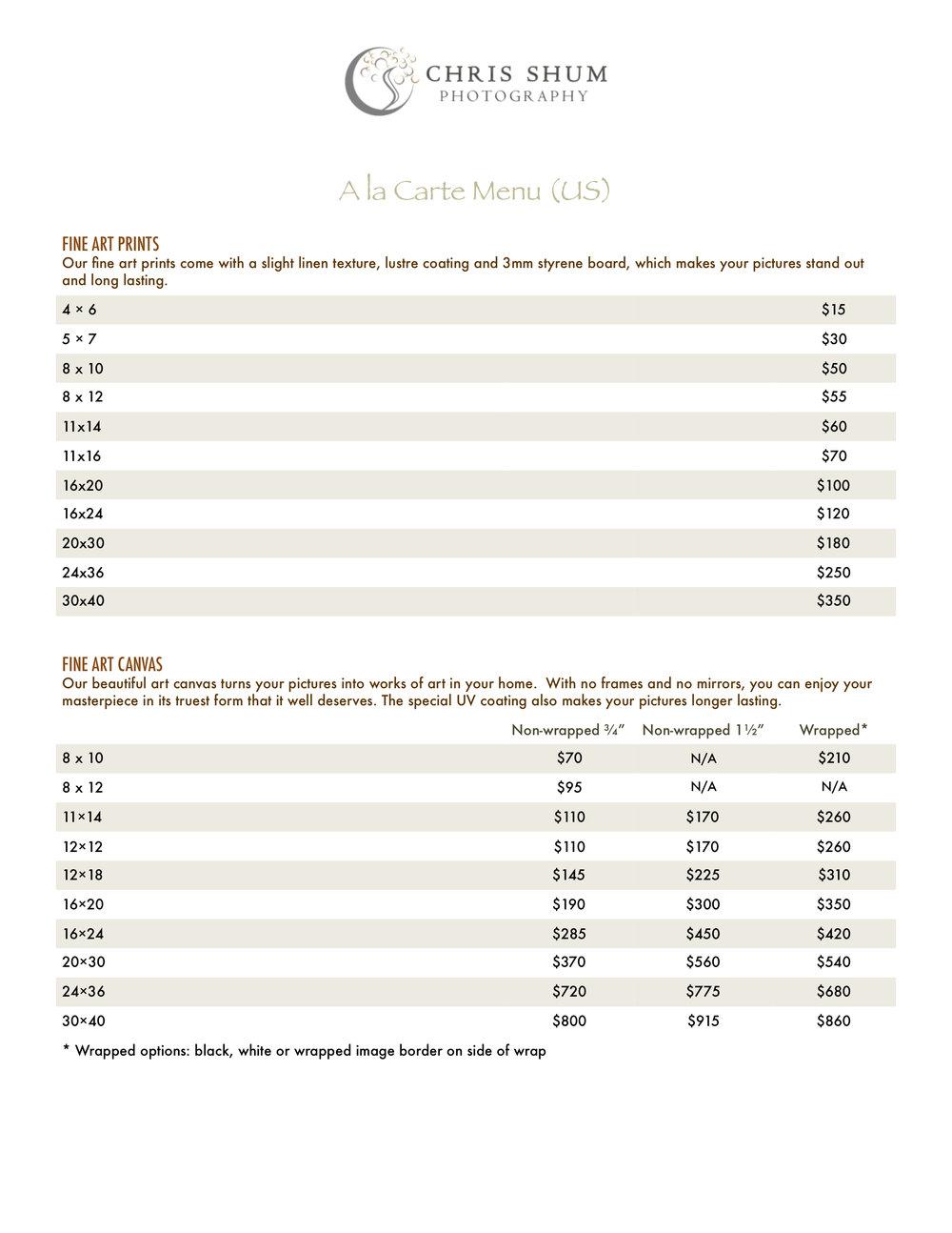 A-la-carte Pricesheet p1.jpg