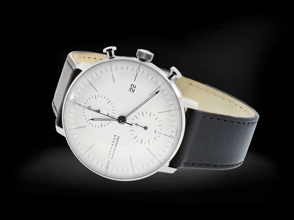 027/4600.00 Max Bill Chronoscope $1,810.00