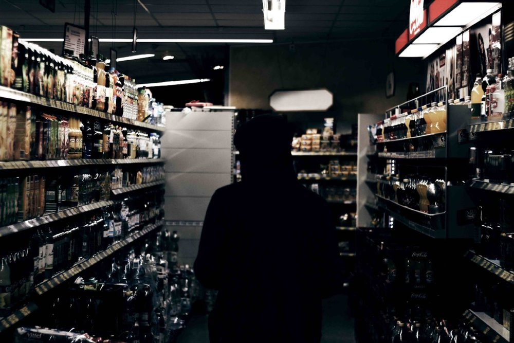 Laurie Steed - Jobs Writers Do When They're Not Writing - Liquor Store.jpg