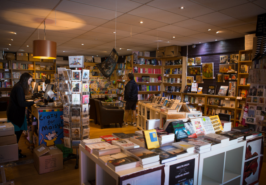 Beaufort Street Books (image credit: Greta Carroll