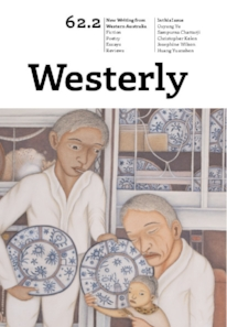 Westerly    It's both fascinating and admirable the way that Steed moves seamlessly...from eldest to youngest, parent to child, focusing on the lives of each individual while still maintaining that essence of a family nucleus.