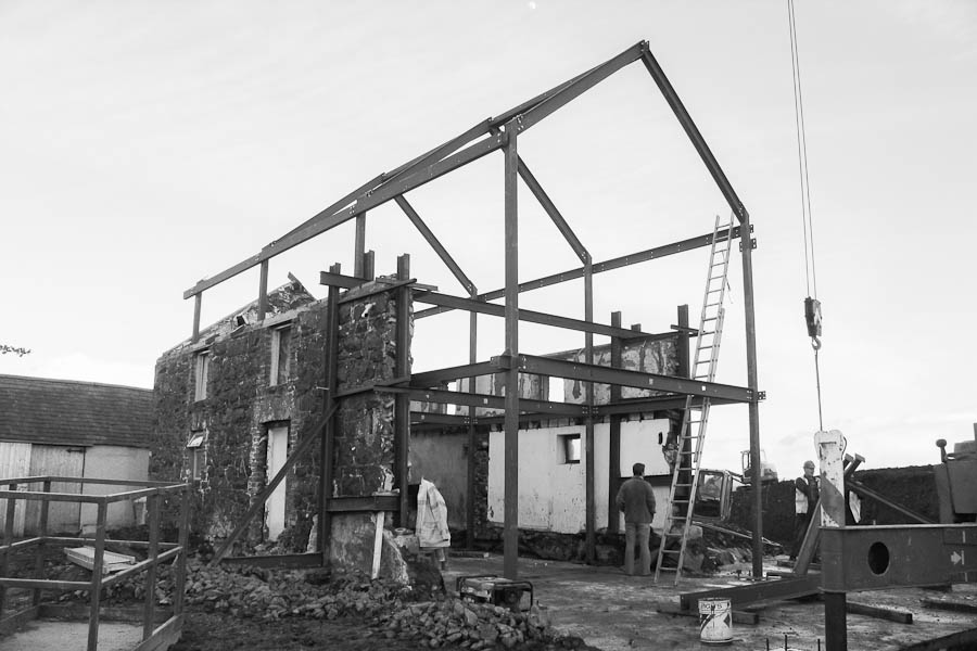 Blackrock House, Kilrea — McGarry-Moon Architects