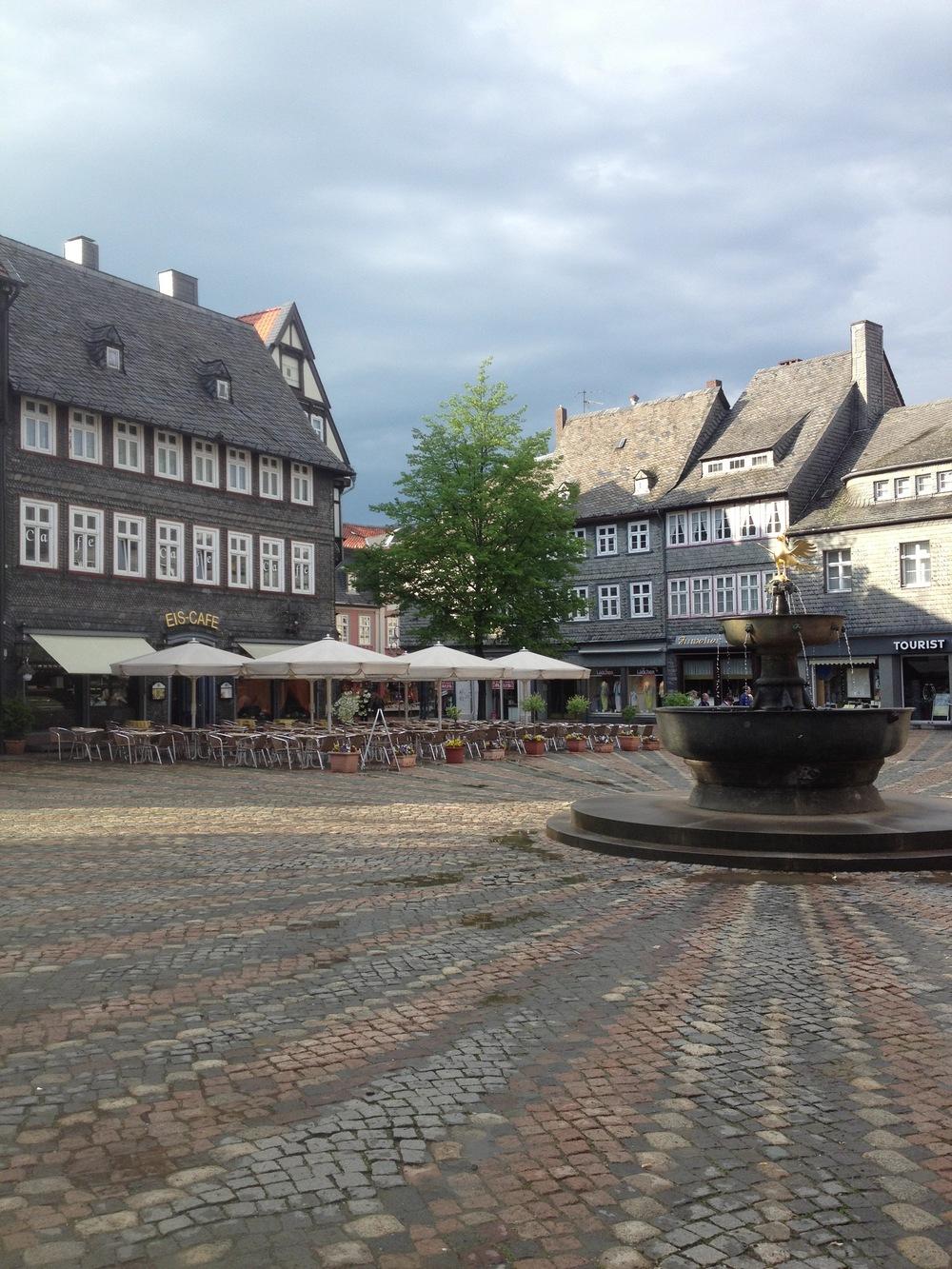 Goslar, very nice place.