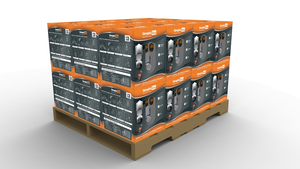 wholesale box pallet