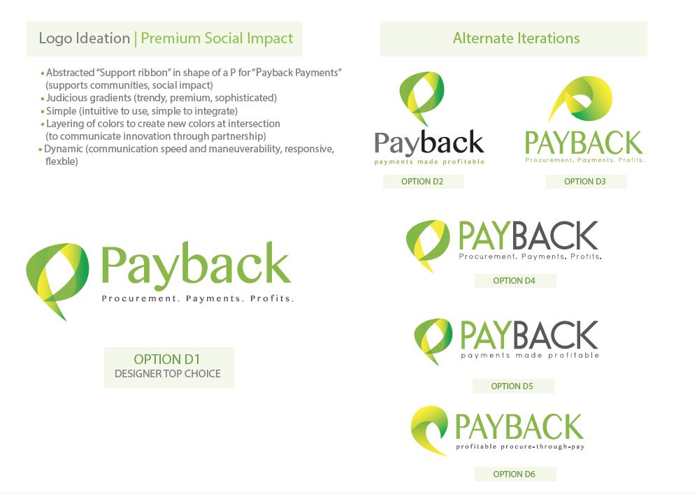 logo ideation social impact
