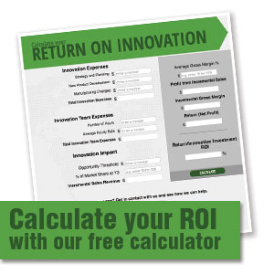 Return on Innovation Investment Calculator