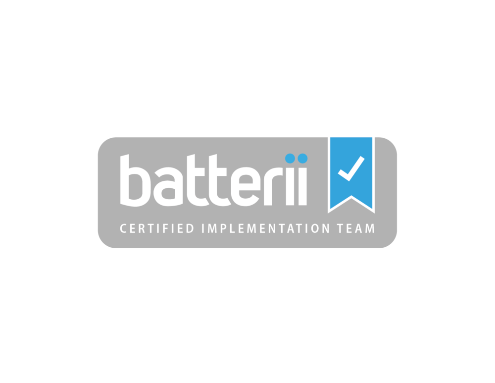 Batterii Certified Implementation Team