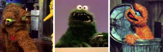 Nightmare Fuel Retro Sesame Street