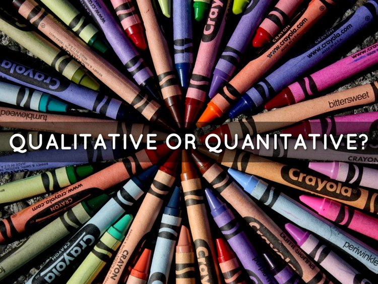 Qualitative Quantitative Crayon Circle Newsletter