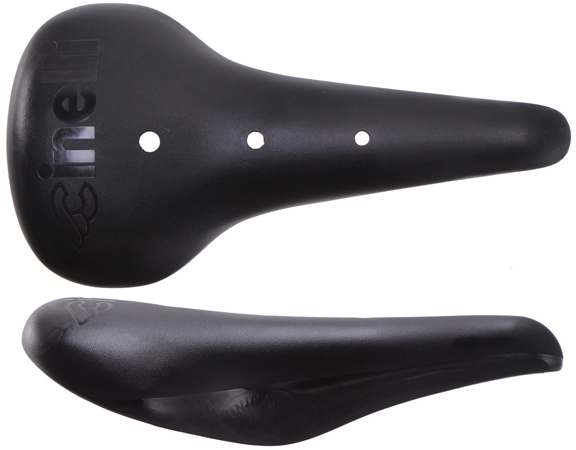 Cinelli Plastic Bicycle Saddle