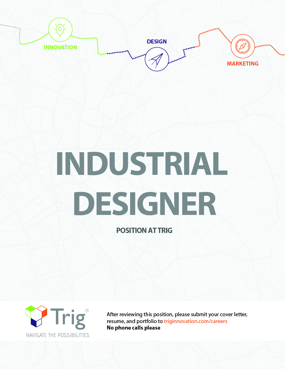 Industrial Design Job Description