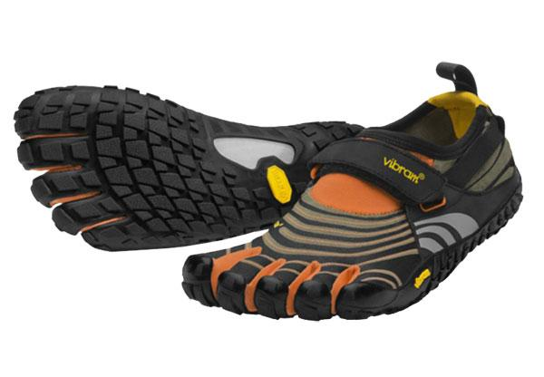 Industrial design Vibram FiveFinger Shoes