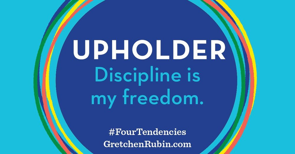 Upholder - Four Tendencies