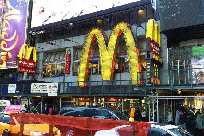 McDonalds Franchise Prototype
