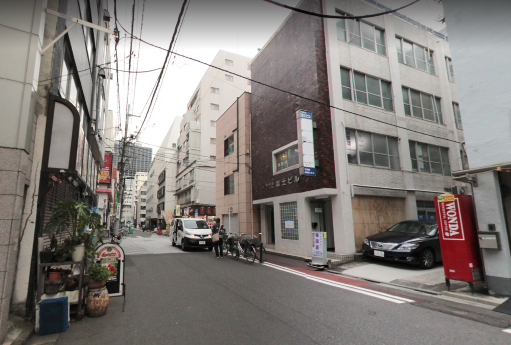 Tokyo Street View 5