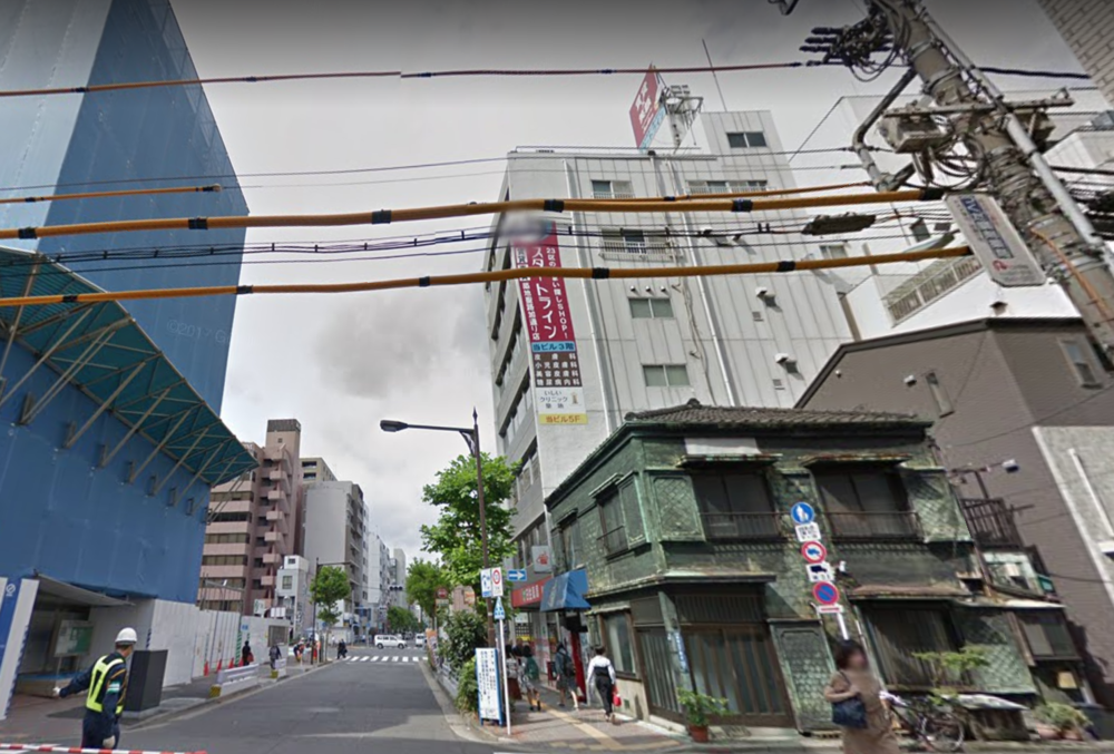 Tokyo Street View 8