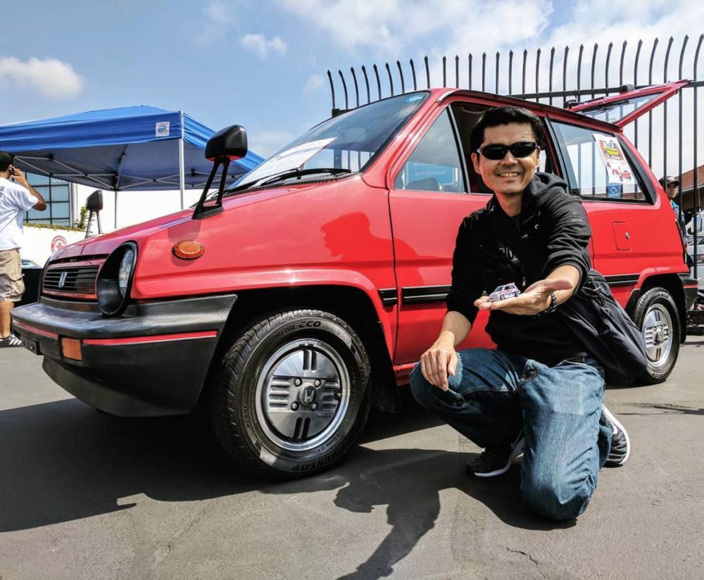 Ryu Asada - Instagram @hotwheels_ryu