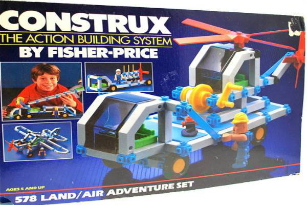 Construx: The Action Building System