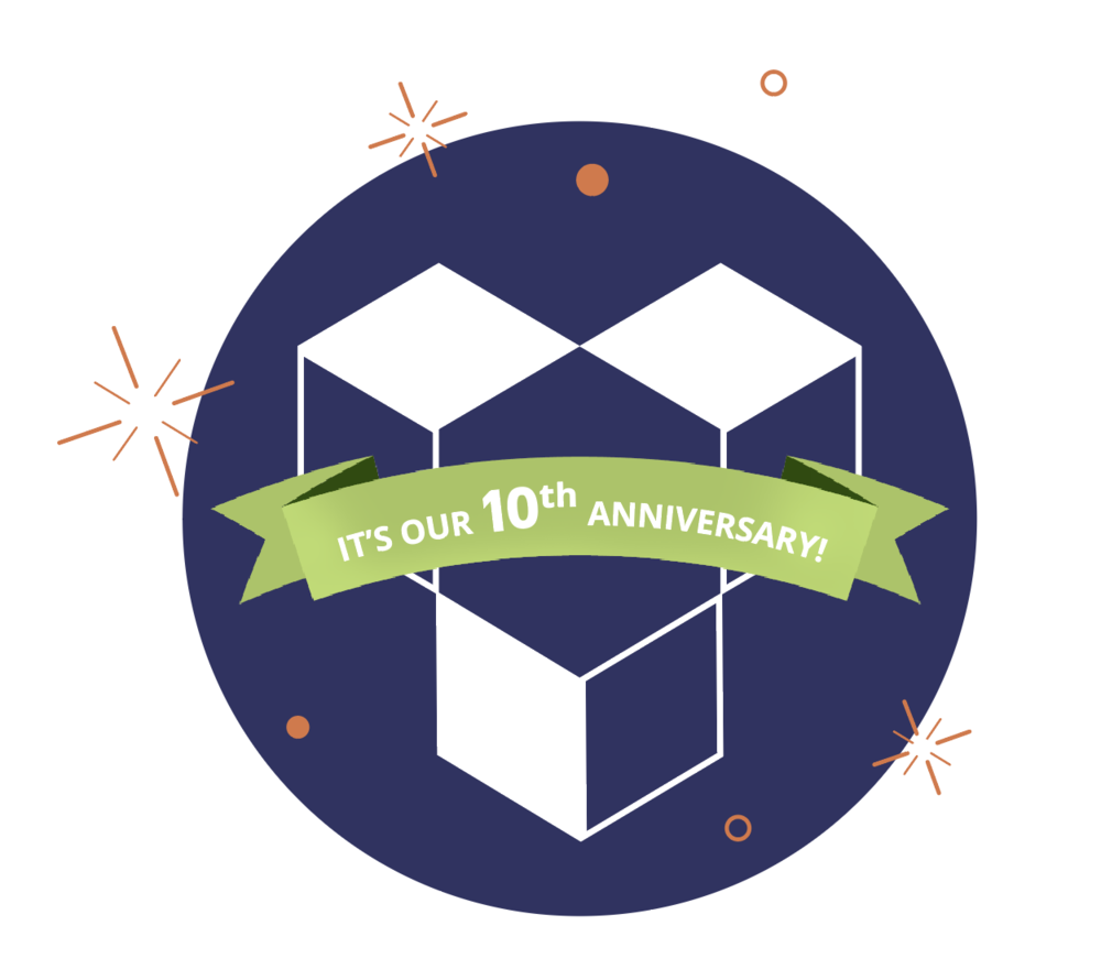 Trig 10 Year Icon Image