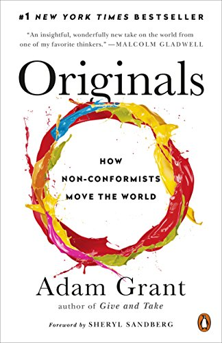 Originals Adam Grant Cover