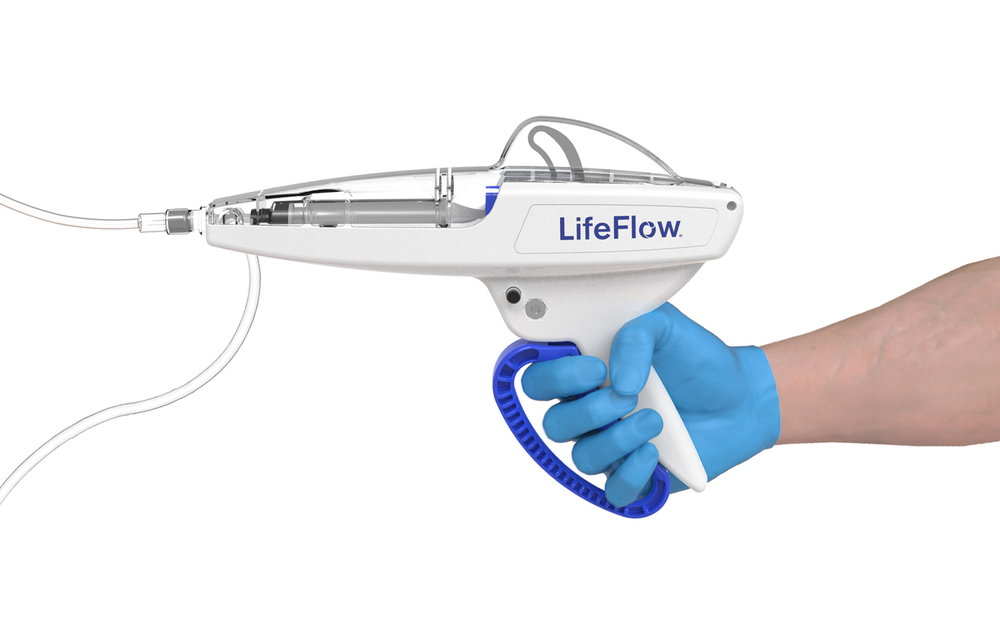 LifeFlow Rapid Infuser Render