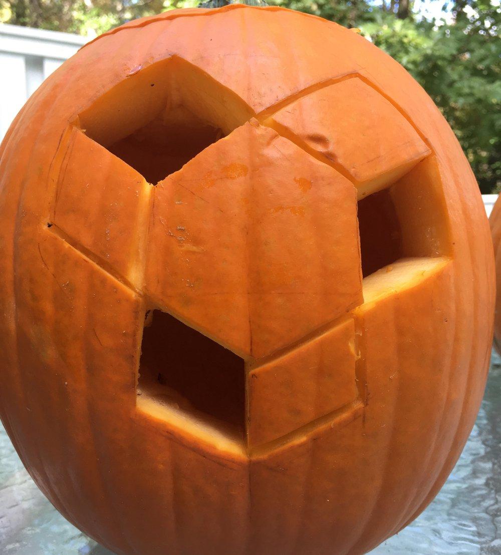 Trig Logo Pumpkin 2018