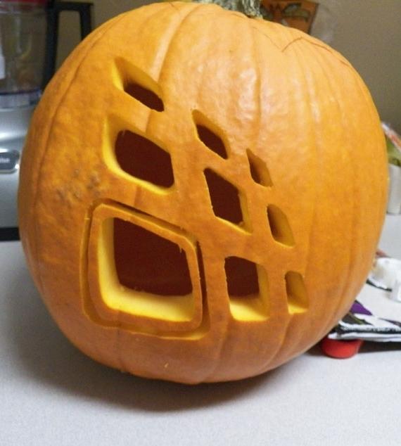 Trig Innovation Logo Pumpkin Circa 2012